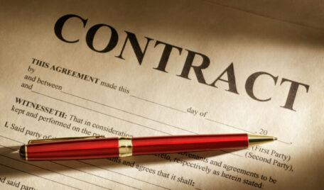 Составление договоров и соглашений